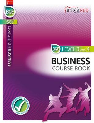BrightRED Course Book Level 3 and 4 Business (Paperback)