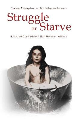 Struggle Or Starve: Women's Lives in the South Wales Valleys between the Two World Wars (Paperback)