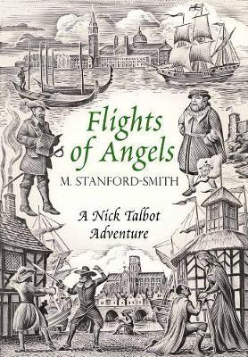 Flights Of Angels: A Nicholas Talbot Adventure (Paperback)