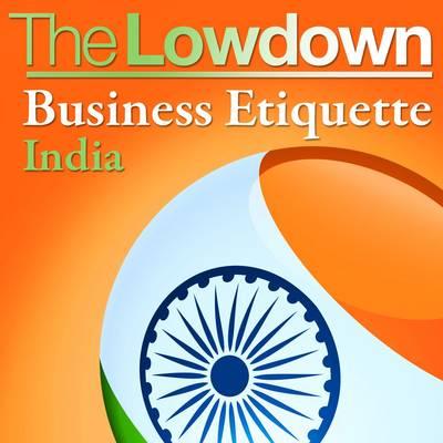 Business Etiquette - India - The Lowdown (CD-Audio)