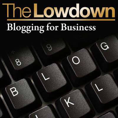 Blogging for Business - The Lowdown (CD-Audio)