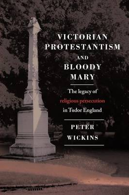 Victorian Protestantism and Bloody Mary: The Legacy of Religious Persecution in Tudor England (Paperback)