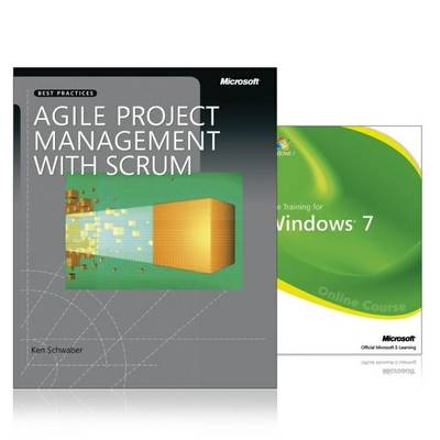 Agile Project Management with Scrum Book and Online Course Bundle