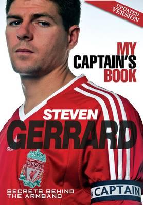Steven Gerrard My Captains Book (Paperback)