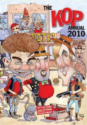 The Kop Annual 2010 (Paperback)