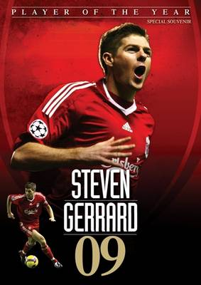Steven Gerrard - Player of the Year 2009 (Paperback)