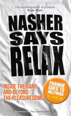 Nasher Says Relax (Paperback)