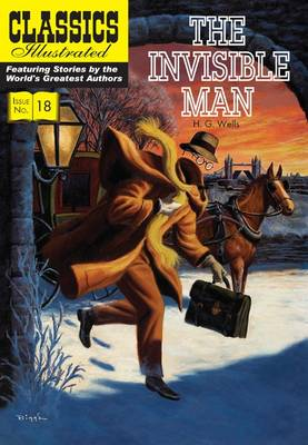 Invisible Man, The - Classics Illustrated (Paperback)