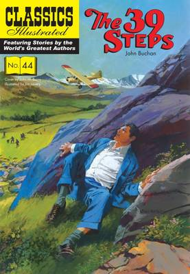 39 Steps, The - Classics Illustrated (Paperback)