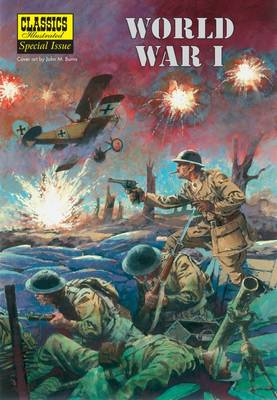 World War I - Classics Illustrated Special Issue 1 (Paperback)