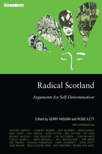 Radical Scotland: Arguments for Self-Determination (Paperback)