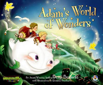 Adam's World of Wonders: Adams Adventures - Adams Amazing Adventure Series No. 5 (Paperback)