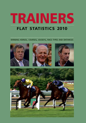 Trainers Flat Statistics 2010 (Paperback)