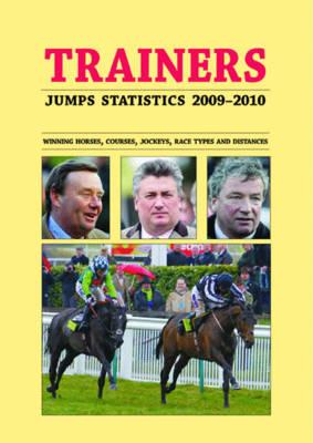 Trainers Jumps Statistics 2009-2010 (Paperback)