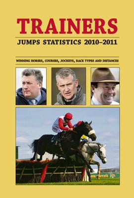 Trainers Jumps Statistics 2010-2011 (Paperback)