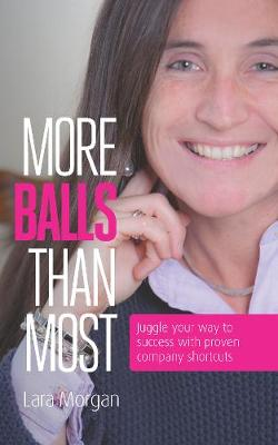 More balls than most: Juggle your way to success with proven company shortcuts (Paperback)