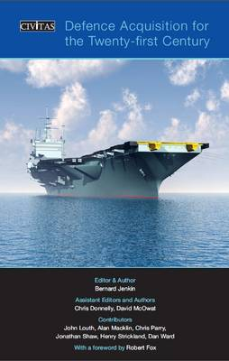 Defence Acquisition for the Twenty-First Century (Paperback)