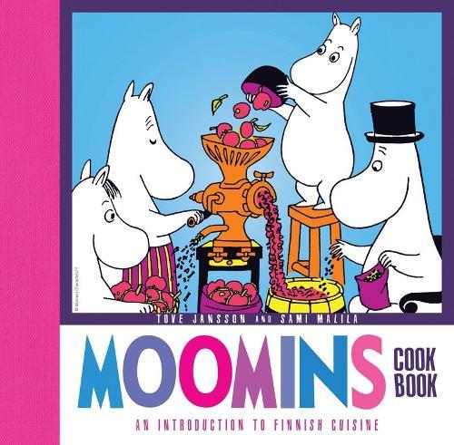 The Moomins Cookbook (Hardback)