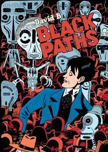 Black Paths (Hardback)