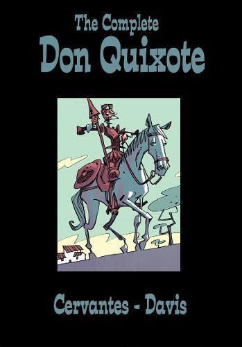 Complete Don Quixote (Hardback)