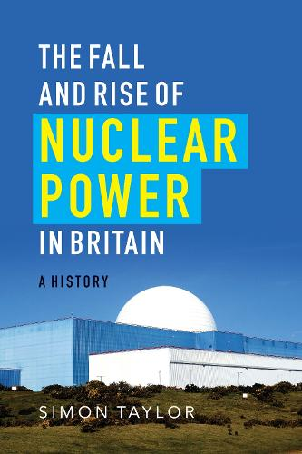 The Fall and Rise of Nuclear Power in Britain: A History (Paperback)