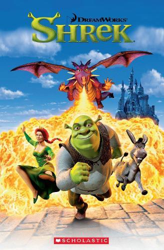 Shrek 1 - Popcorn Readers (Paperback)
