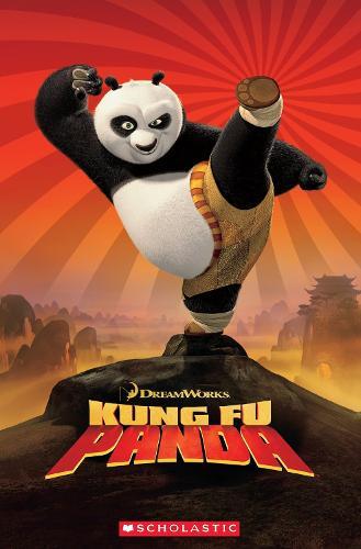 Kung Fu Panda + Audio CD - Popcorn Readers (Paperback)
