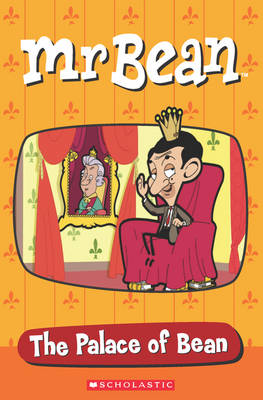 Mr Bean - The Palace of Bean (Board book)