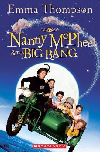 Nanny McPhee and the Big Bang - Popcorn Readers