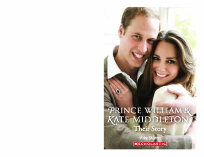 Prince William and Kate Middleton: Their Story - Scholastic Readers