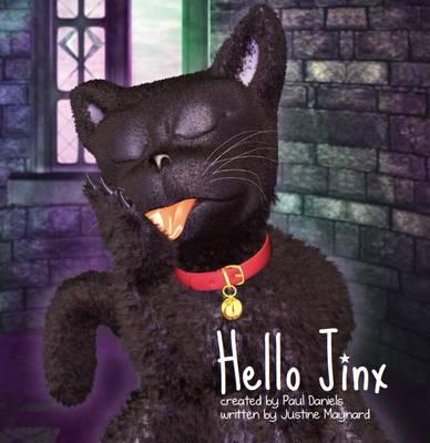 Hello Jinx - Wizbit No. 4 (Board book)