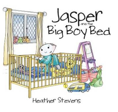 Jasper and the Big Boy Bed - Growing with Jasper No. 2 (Hardback)