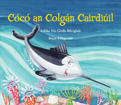 Coco an Colgan Cairdiuil (Hardback)