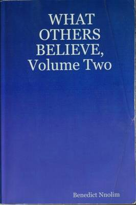 What Others Believe: v. 2 (Paperback)