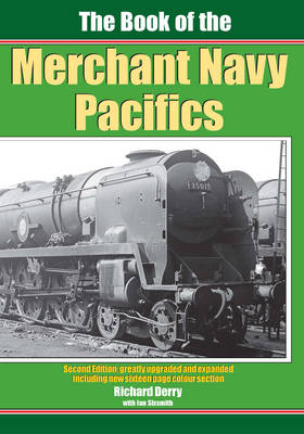 The Book of the Merchant Navy Pacifics - Book of Series (Hardback)