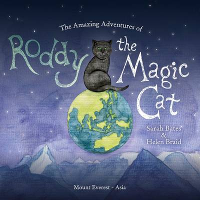 Amazing Adventures of Roddy the Magic Cat (Paperback)