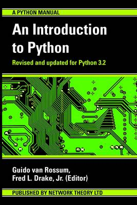 An Introduction to Python (Paperback)