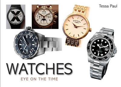 Watches: Eye on the Time (Hardback)