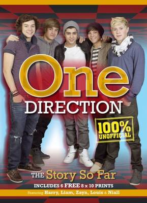 One Direction: The Story So Far (Paperback)