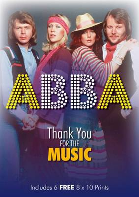 Abba: Thank You for the Music (Paperback)