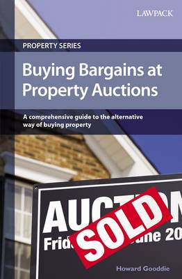 Buying Bargains at Property Auctions (Paperback)