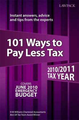 101 Ways to Pay Less Tax 2010/2011 (Paperback)