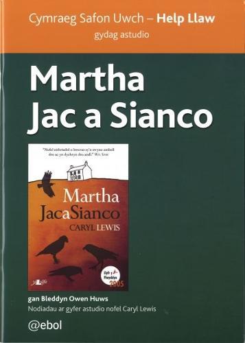 Martha Jac a Sianco - Cymraeg Safon Uwch, Help Llaw (Paperback)
