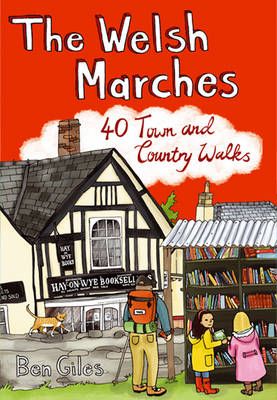 The Welsh Marches: 40 Town and Country Walks - Pocket Mountains S. (Paperback)