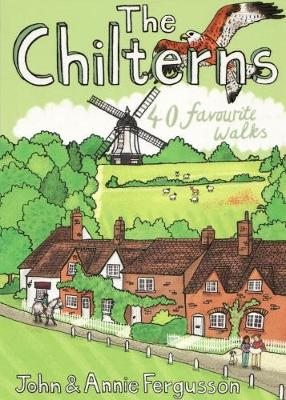 The Chilterns: 40 Favourite Walks (Paperback)