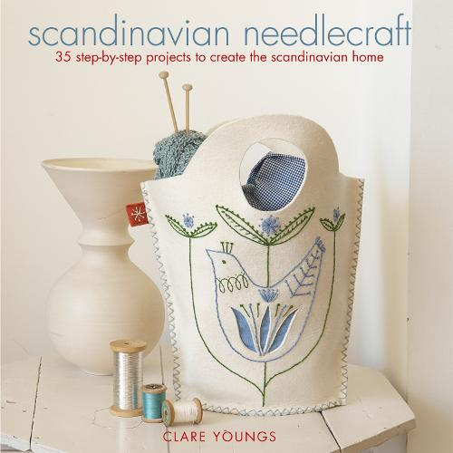 Scandinavian Needlecraft: 35 Step-by-step Projects to Create the Scandinavian Home (Paperback)