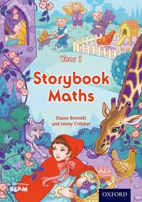 Storybook Maths Year 1 (Paperback)