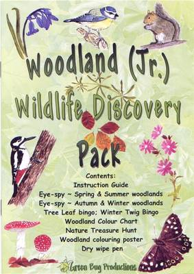 Woodland Jr. Wildlife Discovery Pack