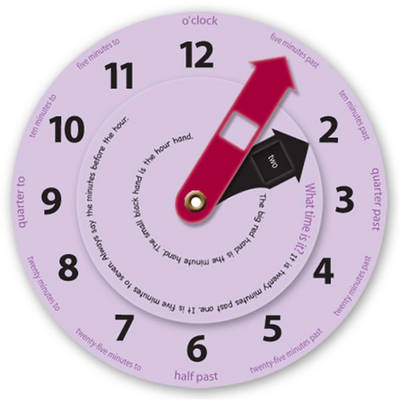 how to tell time in english