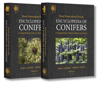 Royal Horticultural Society Encyclopedia of Conifers: A Comprehensive Guide to Cultivars and Species (Hardback)